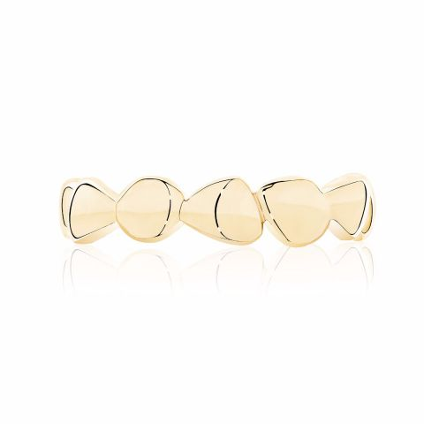 Birks 18K Yellow Gold    Gold Ring without stones 450011678314-7