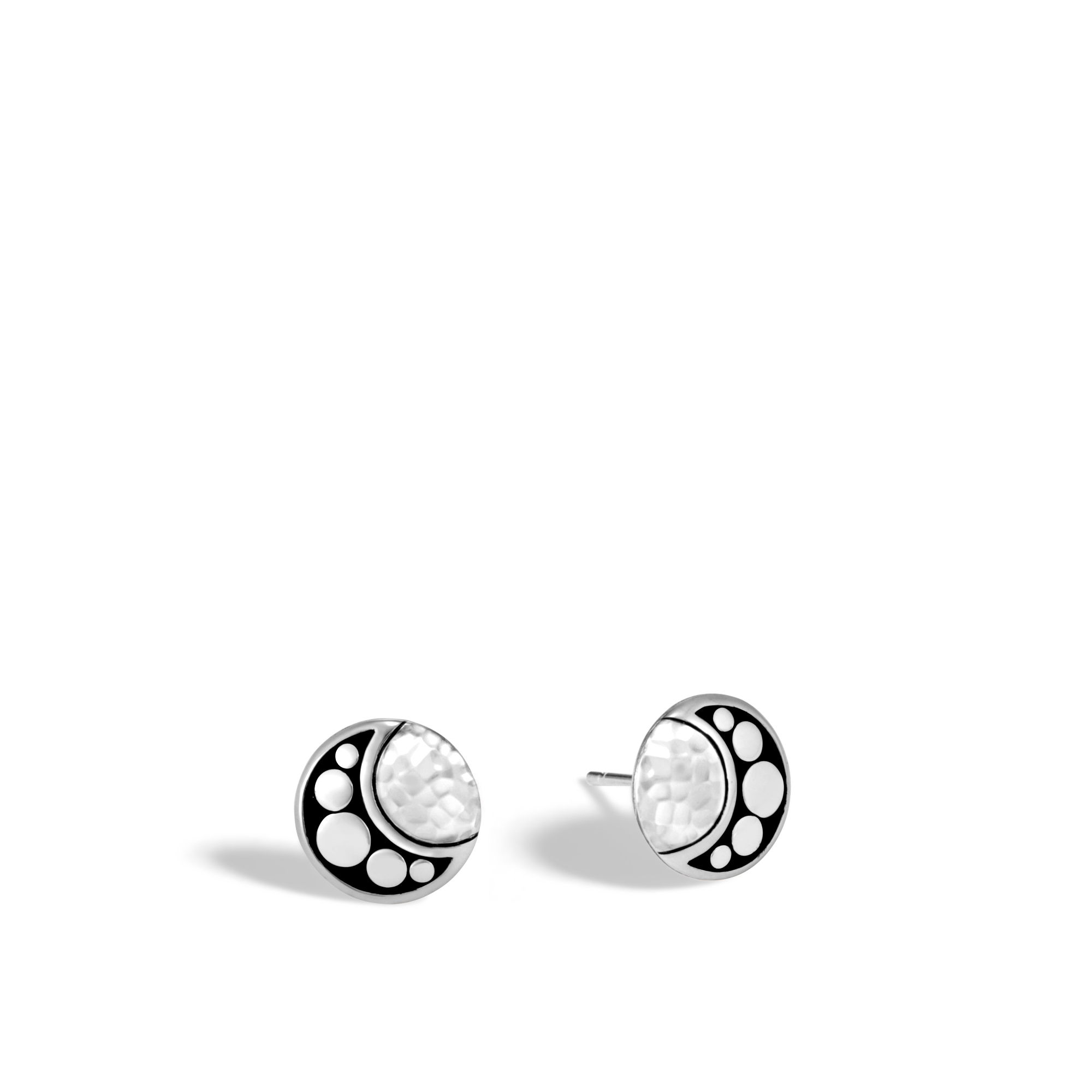 John Hardy  Sterling Silver    Silver Earrings EB30003