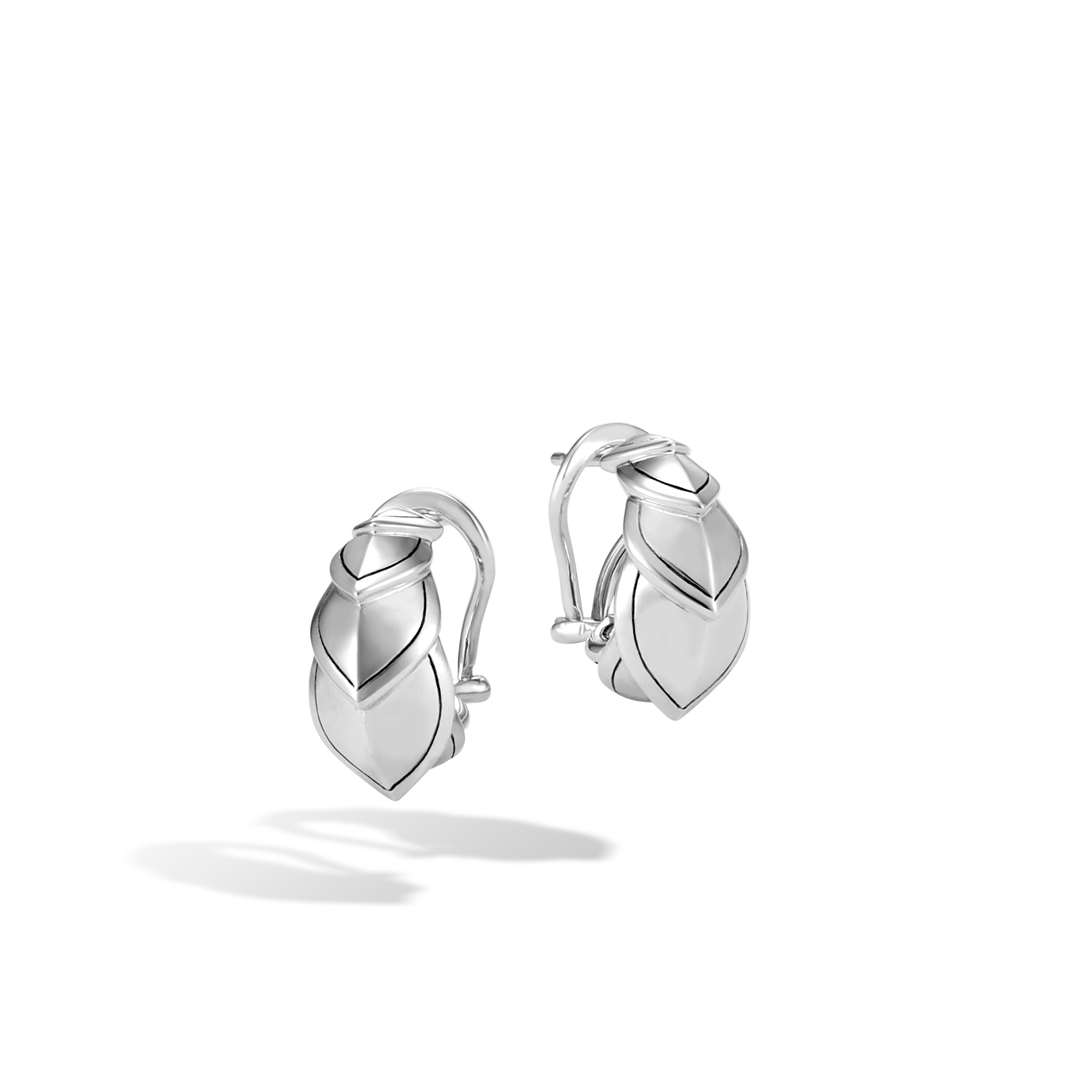 John Hardy  Sterling Silver    Silver Earrings EB6645
