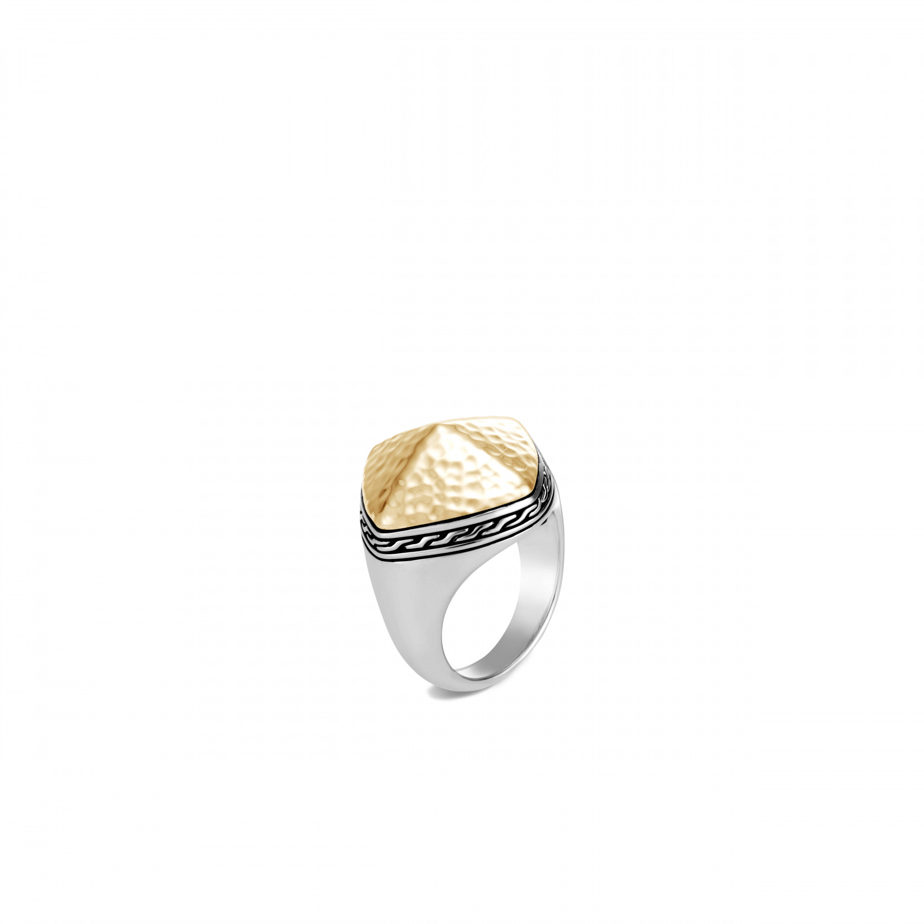 John Hardy  Sterling Silver    Silver Rings without Stones RZ90521X7
