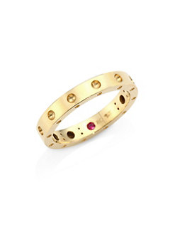 Roberto Coin 18K Yellow Gold    Gold Ring without stones 7771358AY650