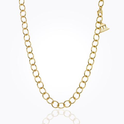 Temple St. Clair 18K Yellow Gold    Gold Chains N88809-RIBBON18