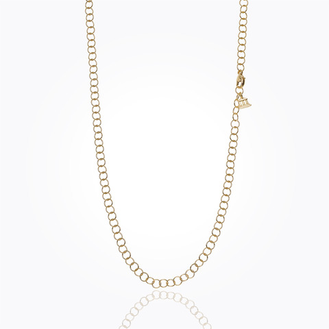 Temple St. Clair 18K Yellow Gold    Gold Chains N88863-XSOV18