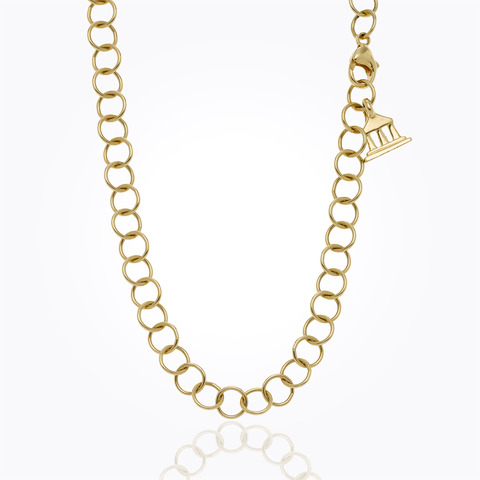 Temple St. Clair 18K Yellow Gold    Gold Chains N88865-OV32