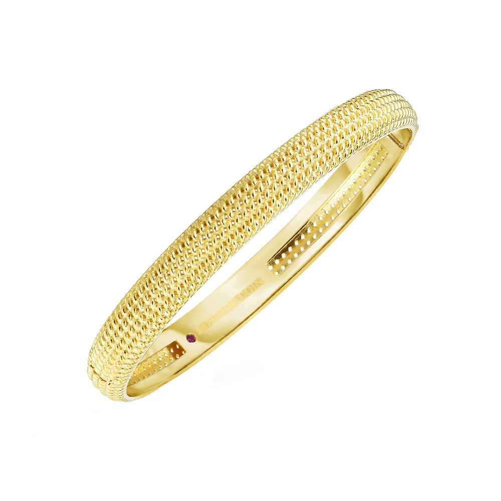 Roberto Coin 18K Yellow Gold    Gold Bangle 7772843AYBA0
