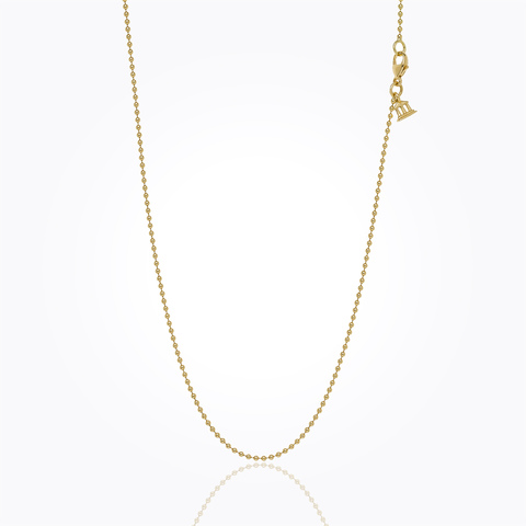 Temple St. Clair 18K Yellow Gold    Gold Chains N88805-BC16EXT