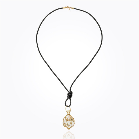 Temple St. Clair 18K Yellow Gold    Gold Jewelry  - Misc N00001-BLK18