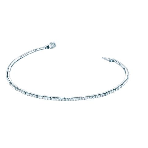 Birks 18K White Gold 1.05cts  Diamonds Gold Bracelets 450005880860