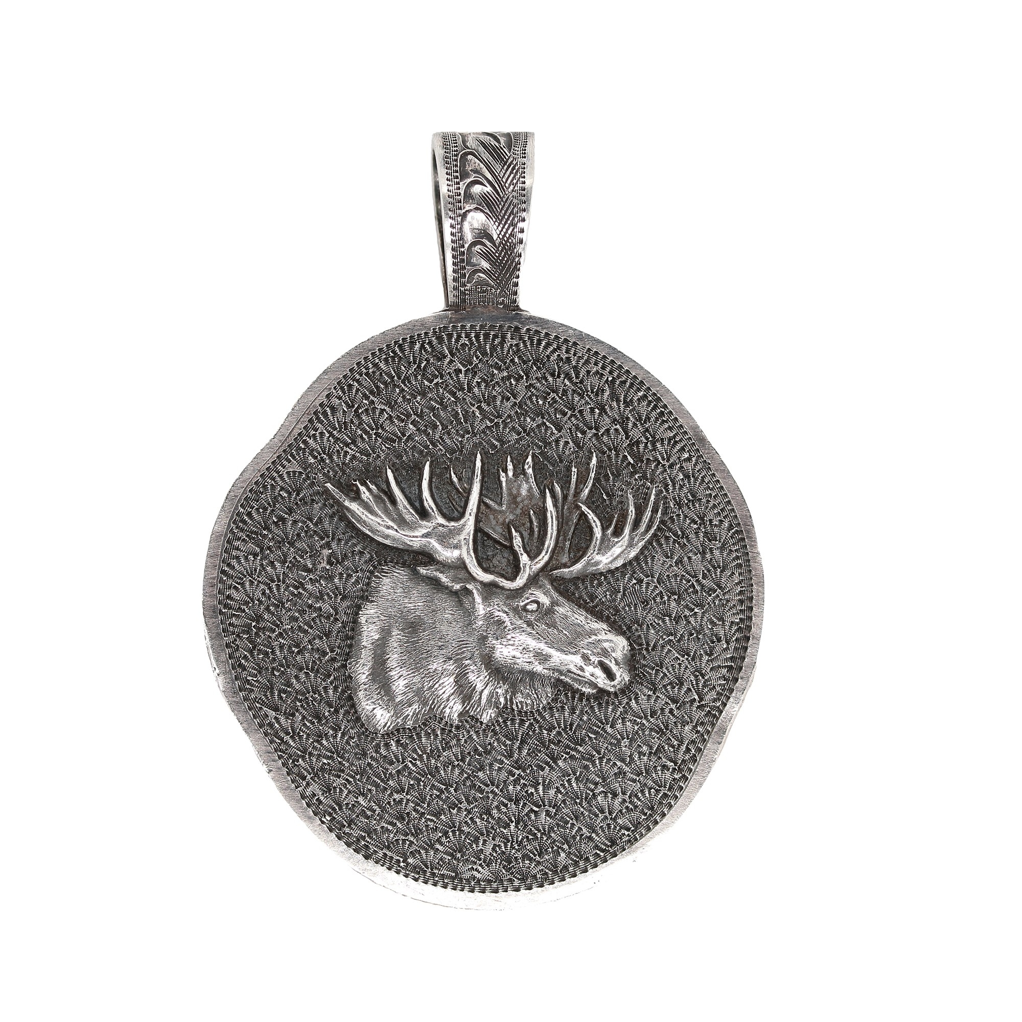 Clint Orms  Sterling Silver    Silver Pendant PENDANT-1600