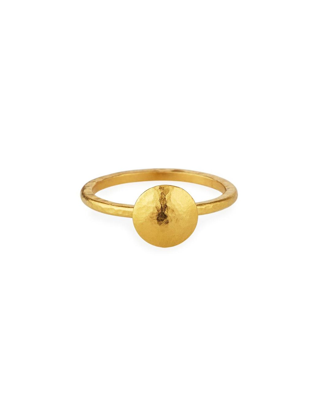 Gurhan 24K Yellow Gold    Gold Ring with Stones R170-LT8-SPM