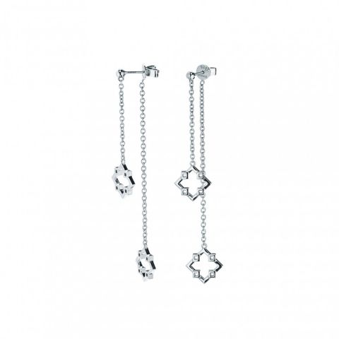 Maison Birks  Sterling Silver    Silver Earrings 450009340742
