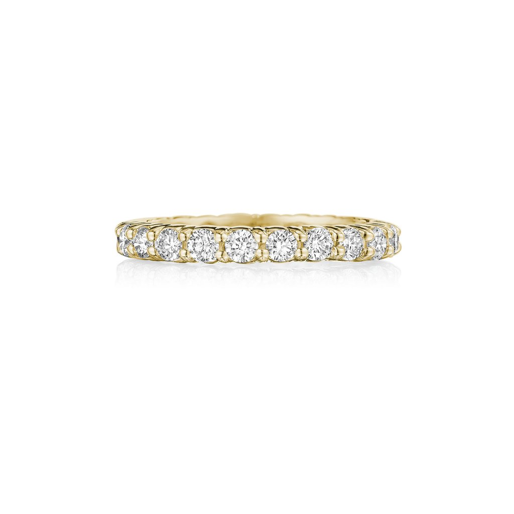 Penny Preville 18K Yellow Gold 1.30cts  Diamonds Gold Ring with Stones R7127G