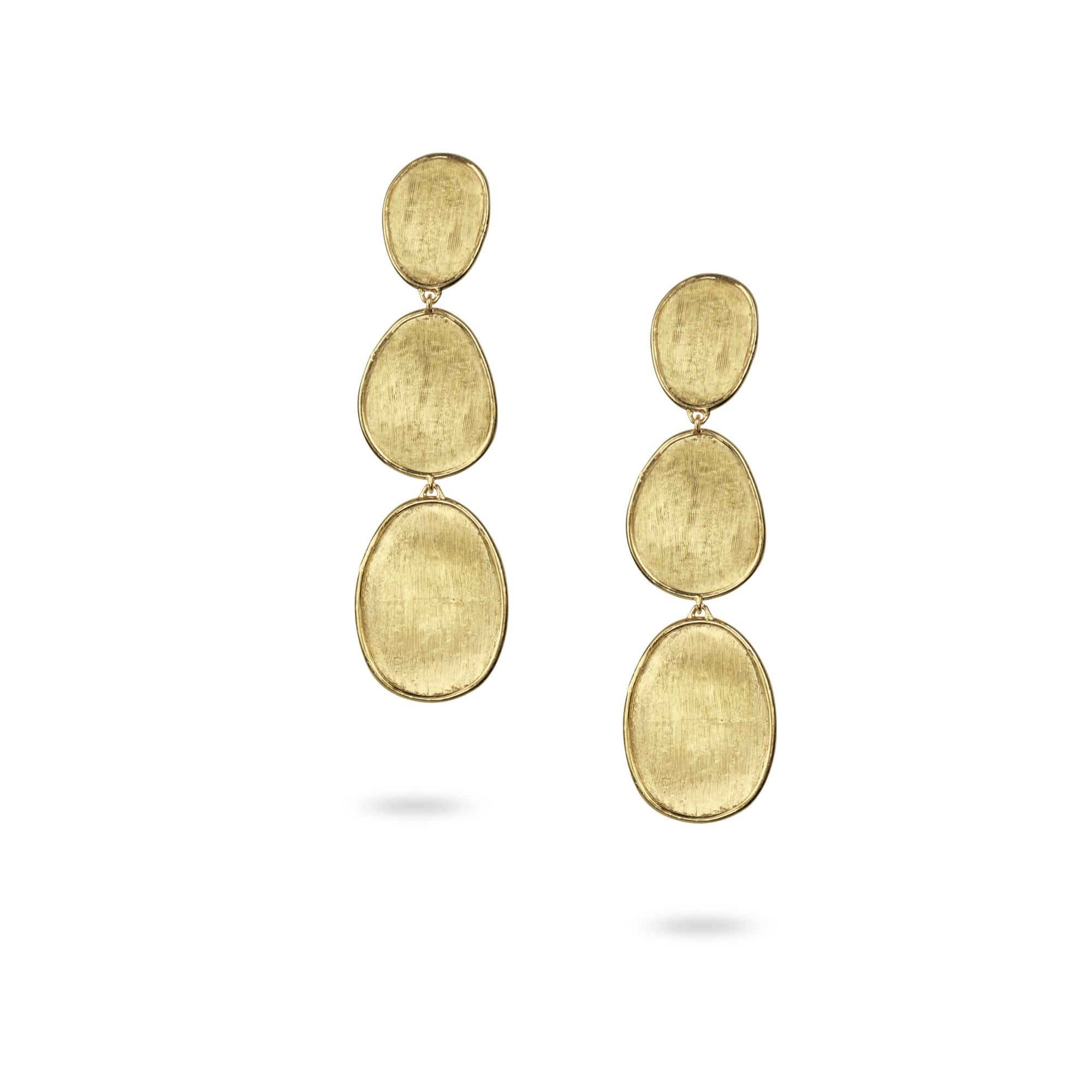 Marco Bicego 18K Yellow Gold    Gold Earrings OB1349  Y