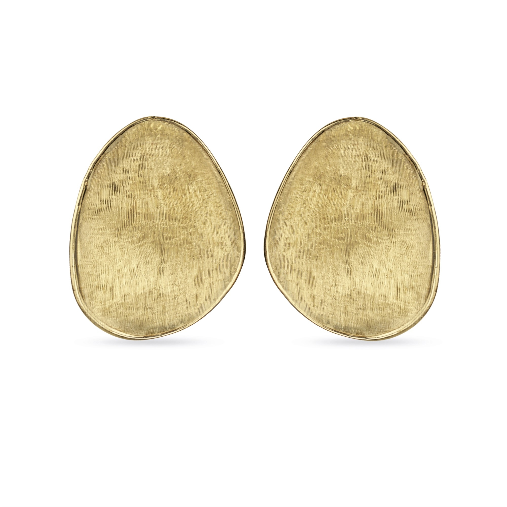 Marco Bicego 18K Yellow Gold    Gold Earrings OB1505 Y