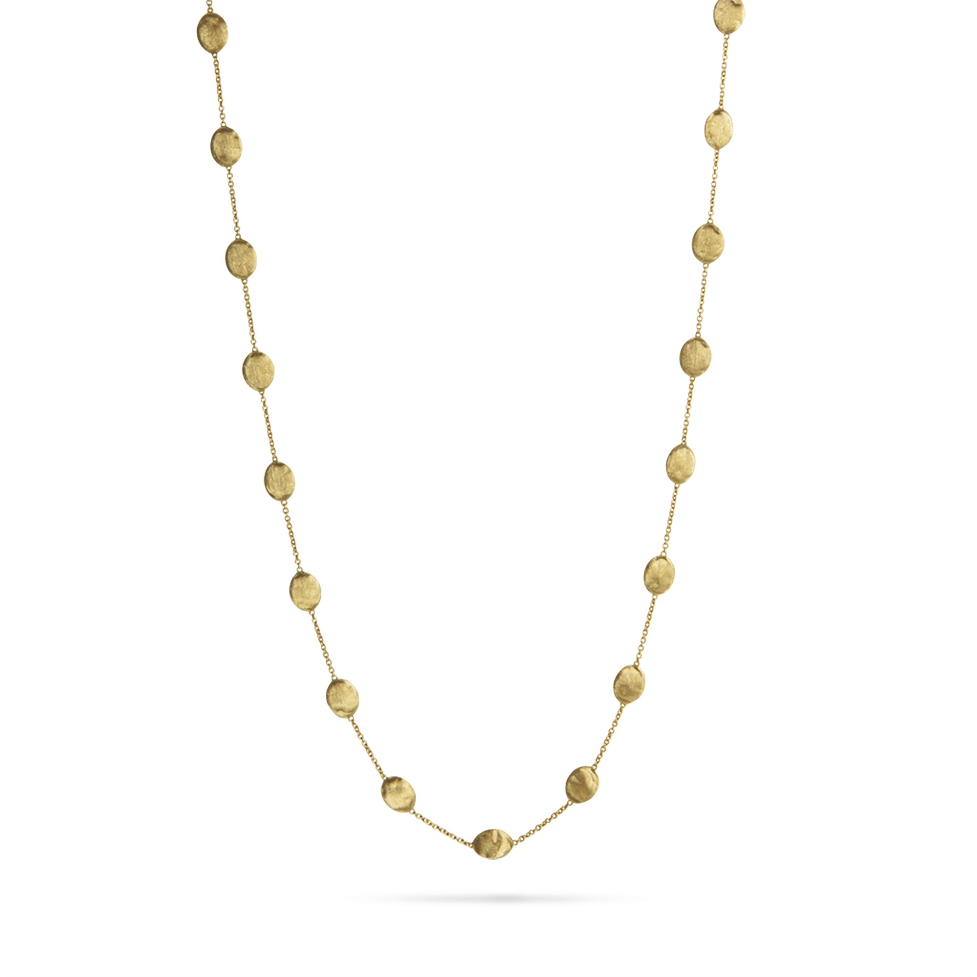 Marco Bicego 18K Yellow Gold    Gold Necklace CB1624 Y