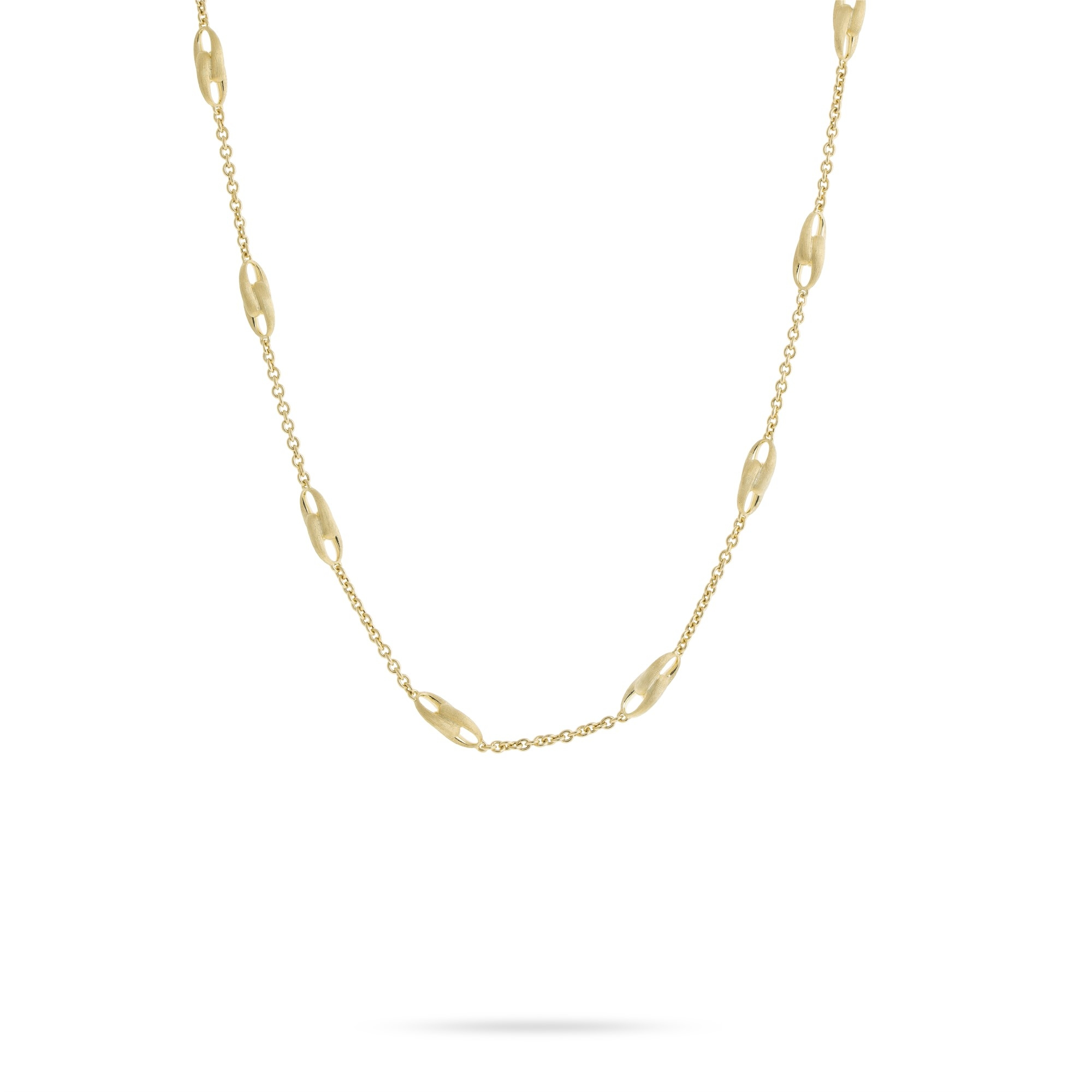 Marco Bicego 18K Yellow Gold    Gold Necklace CB2363 Y