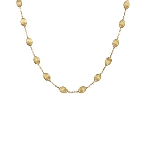 Marco Bicego 18K Yellow Gold    Gold Necklace CB553 Y