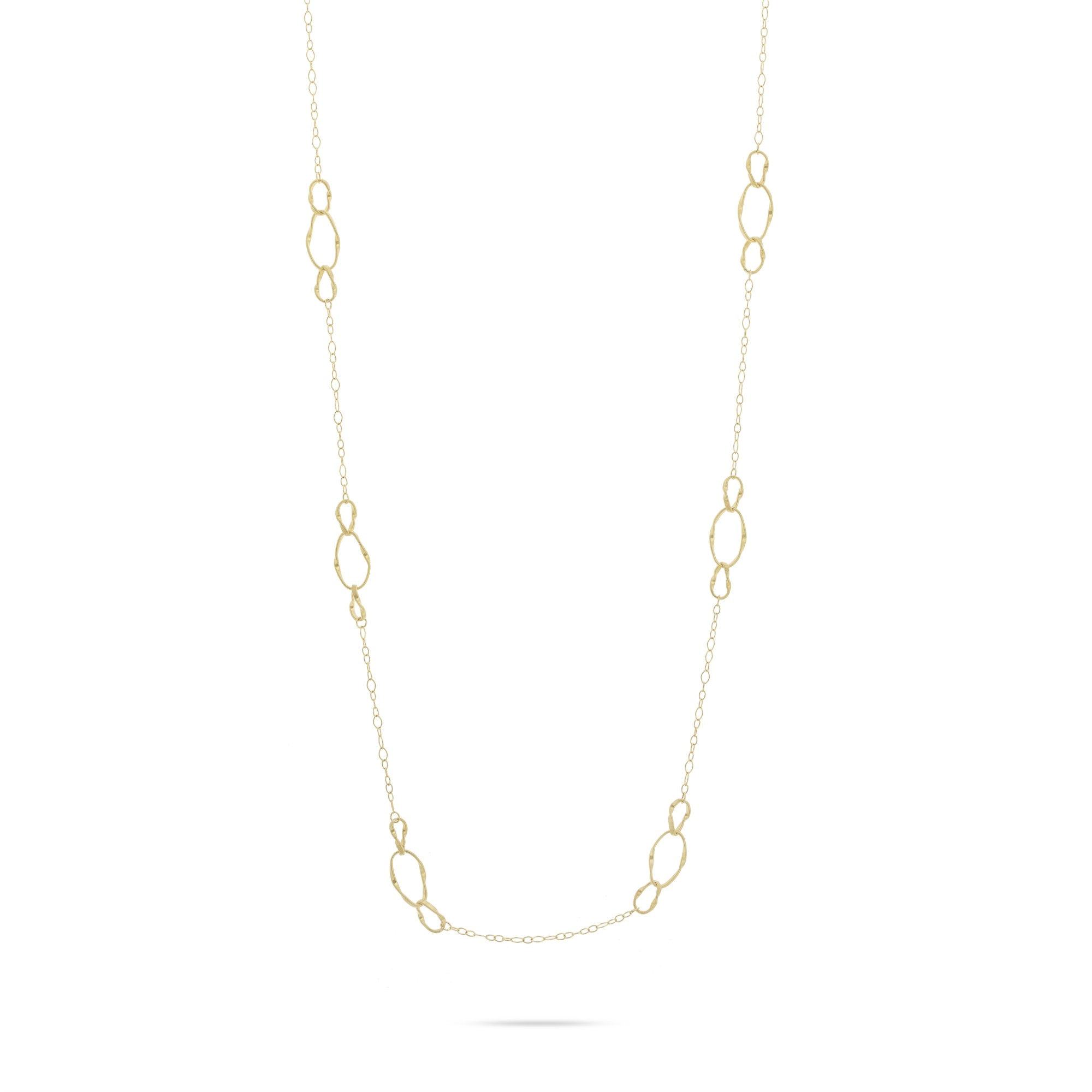 Marco Bicego 18K Yellow Gold    Gold Necklace CG793 Y
