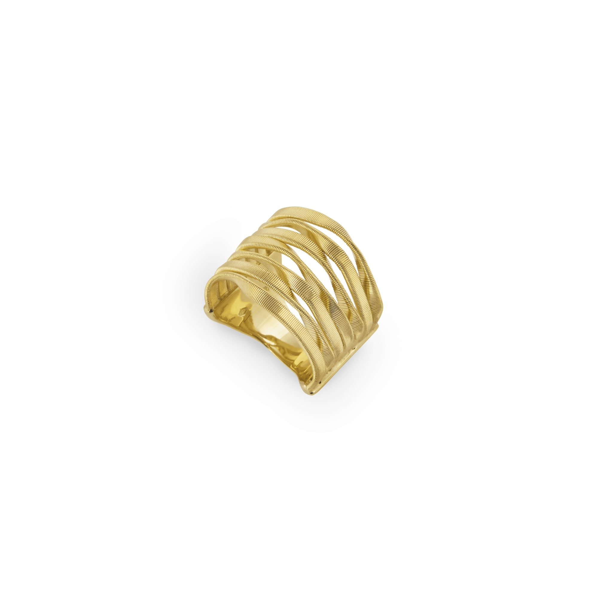 Marco Bicego 18K Yellow Gold    Gold Ring without stones AG156 Y