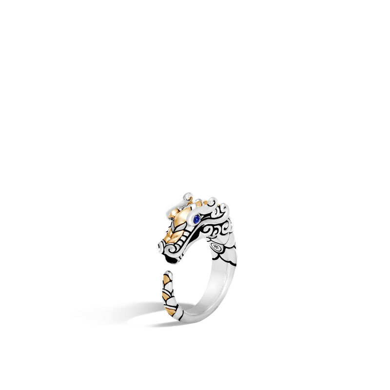John Hardy       Silver Rings with Stones RZS650120BHBSPX-7