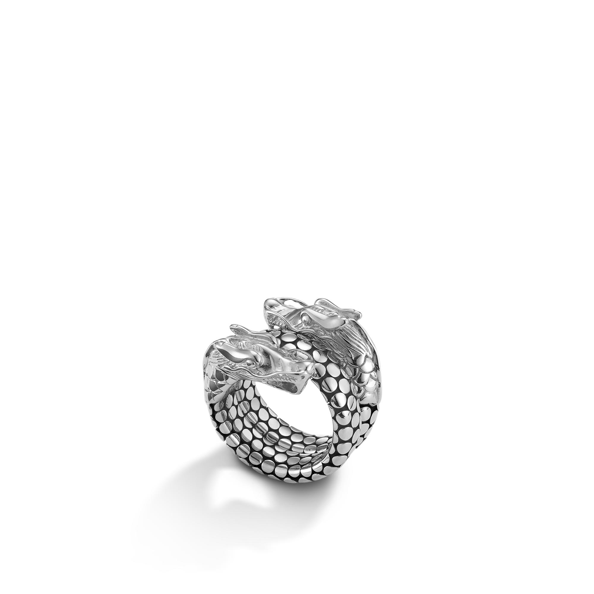 John Hardy       Silver Rings without Stones RB65282X7