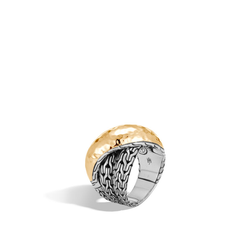 John Hardy       Silver Rings without Stones RZ90238X7