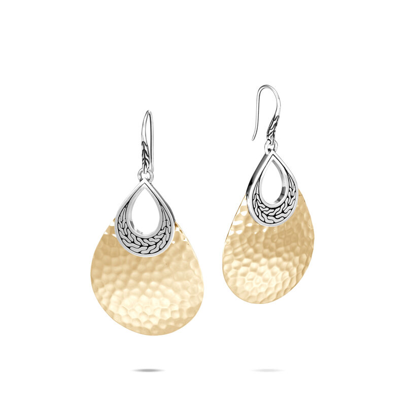 John Hardy  Sterling Silver    Silver Earrings EZ90585