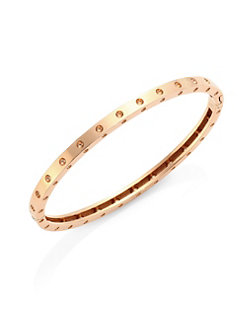 Roberto Coin 18K Rose Gold    Gold Bangle 7771358AXBA0