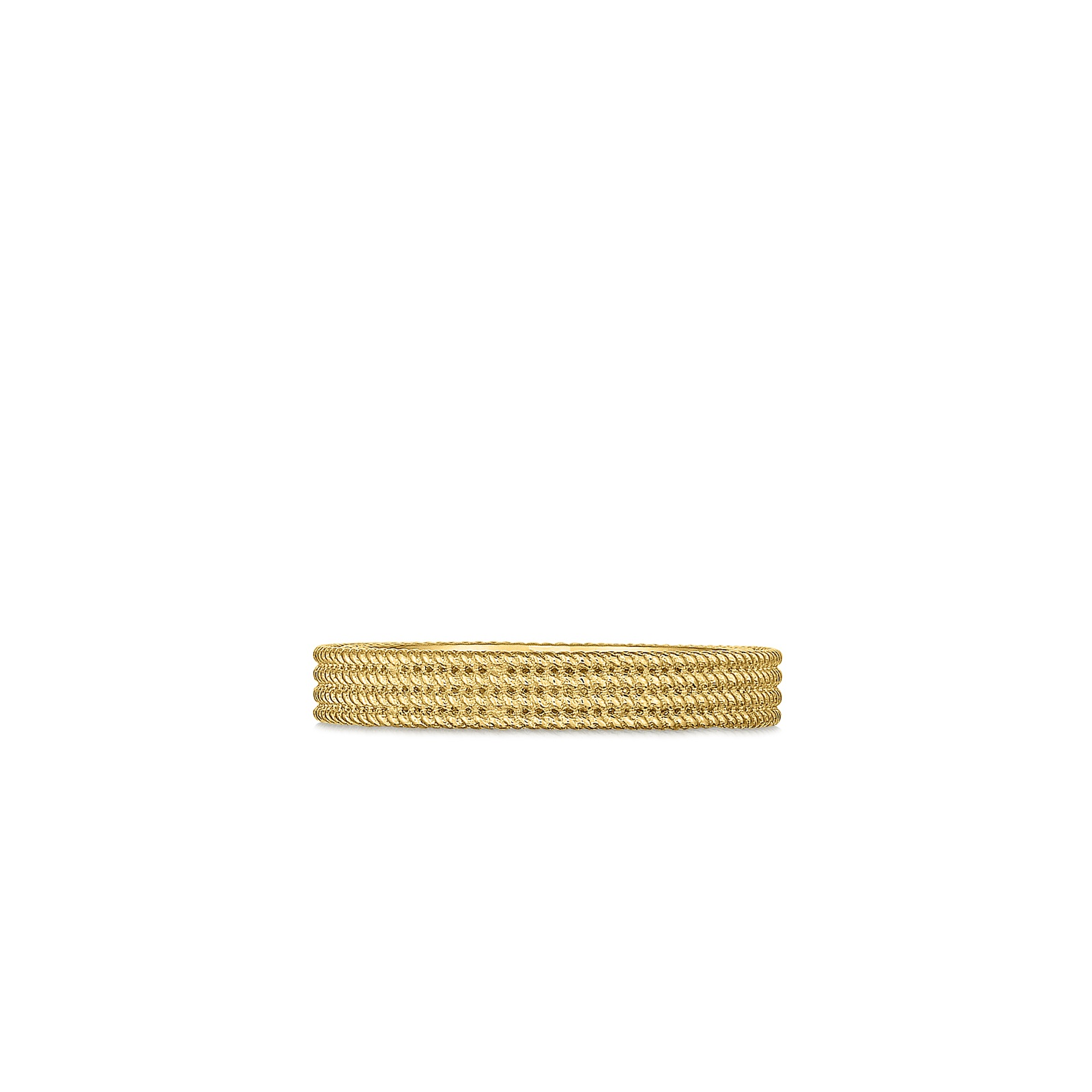 Roberto Coin 18K Yellow Gold    Gold Ring without stones 7771361AY650