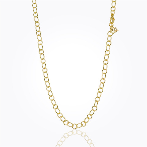 Temple St. Clair 18K Yellow Gold    Gold Chains N88863-XSOV32